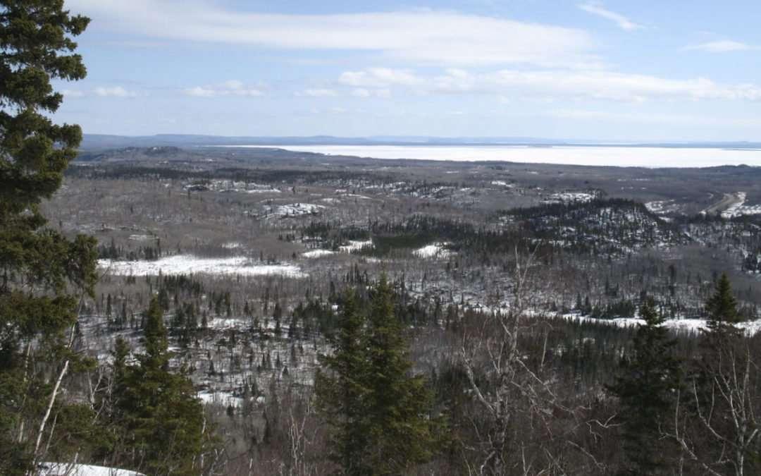 welsh mountain hiking trail