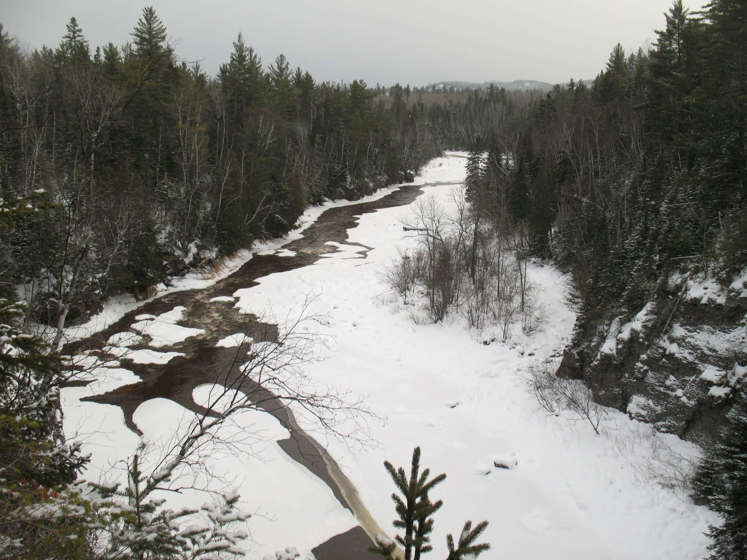 Pigeon River Trail