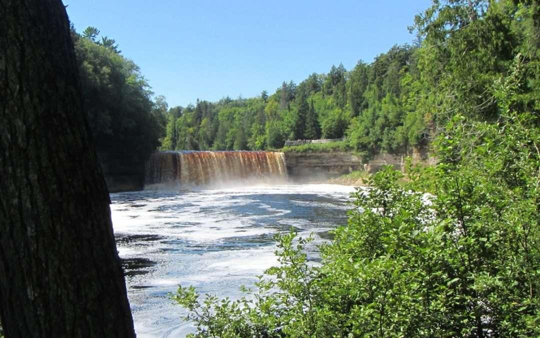 Tahquamenon Falls River Trail