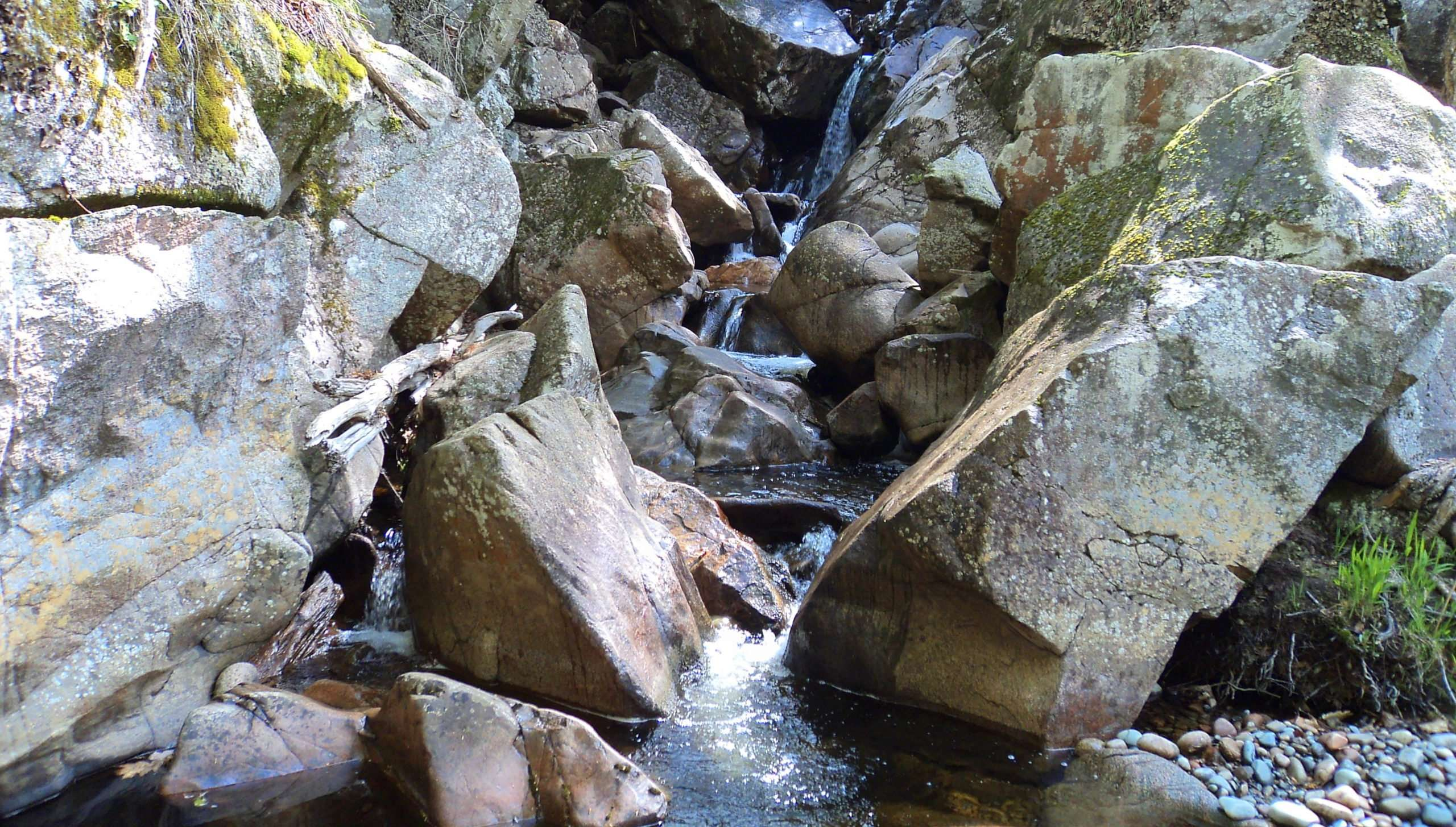 Davignon Falls Superior Hiking