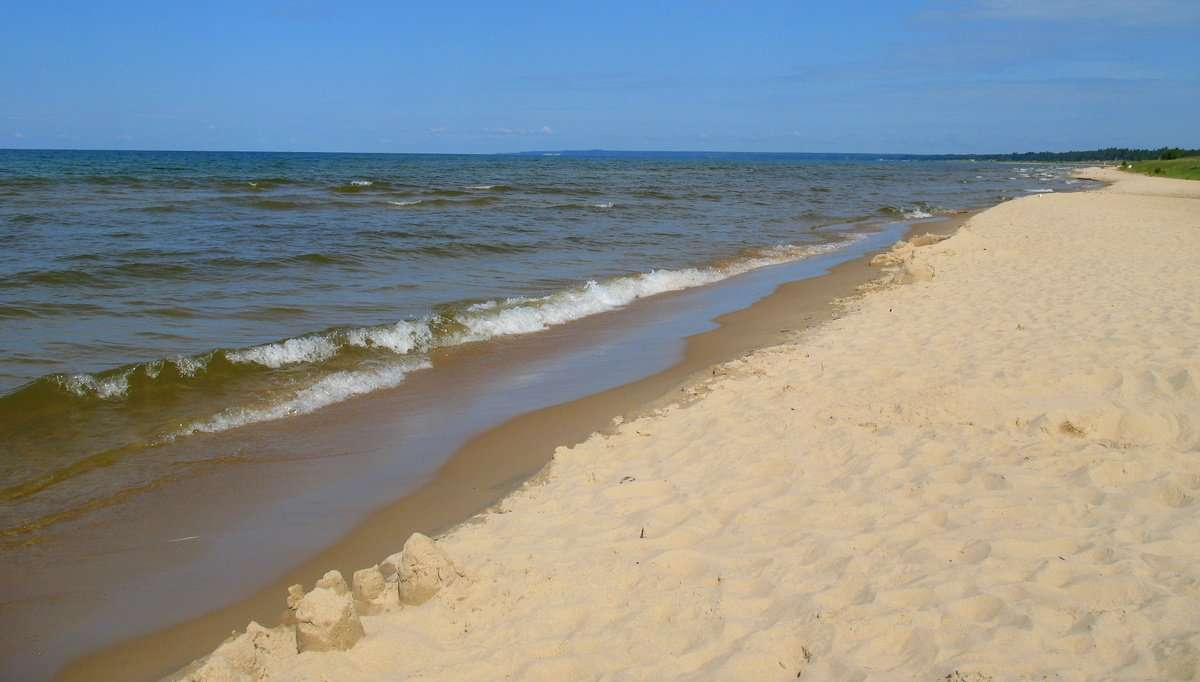 Lake Michigan Beachwalk