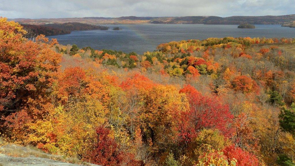 Rock Lake Overlook