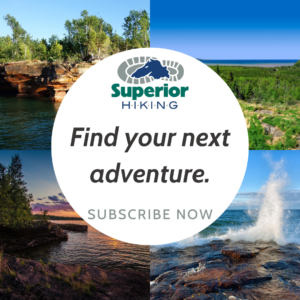 support superior hiking